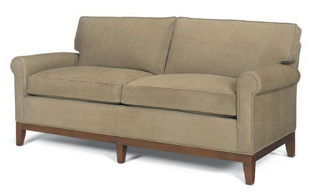 leathercraft sofa costco bed leather furniture living room brennan two seat