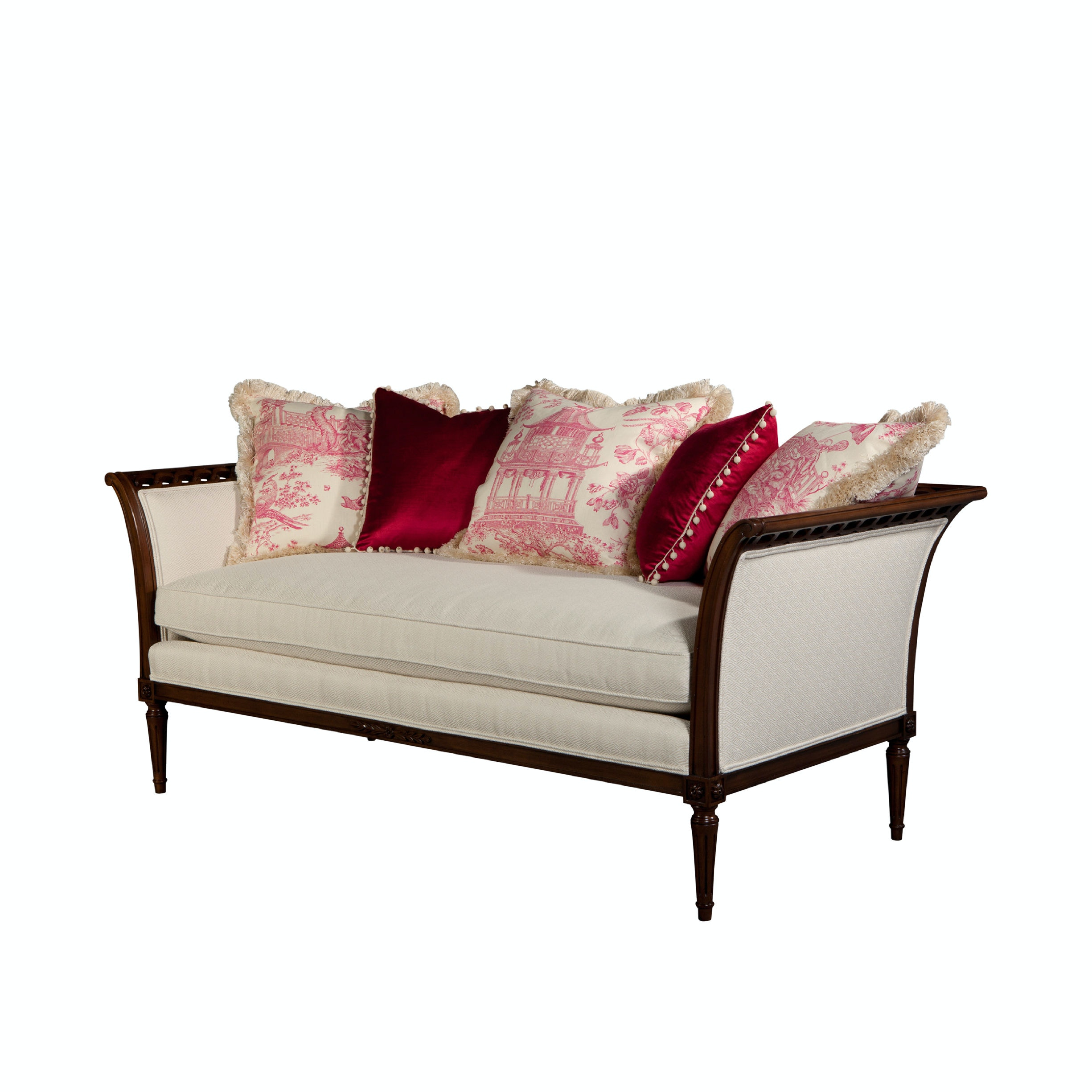 the dump sofa table 3pcs sectional set with ottoman theodore alexander furniture