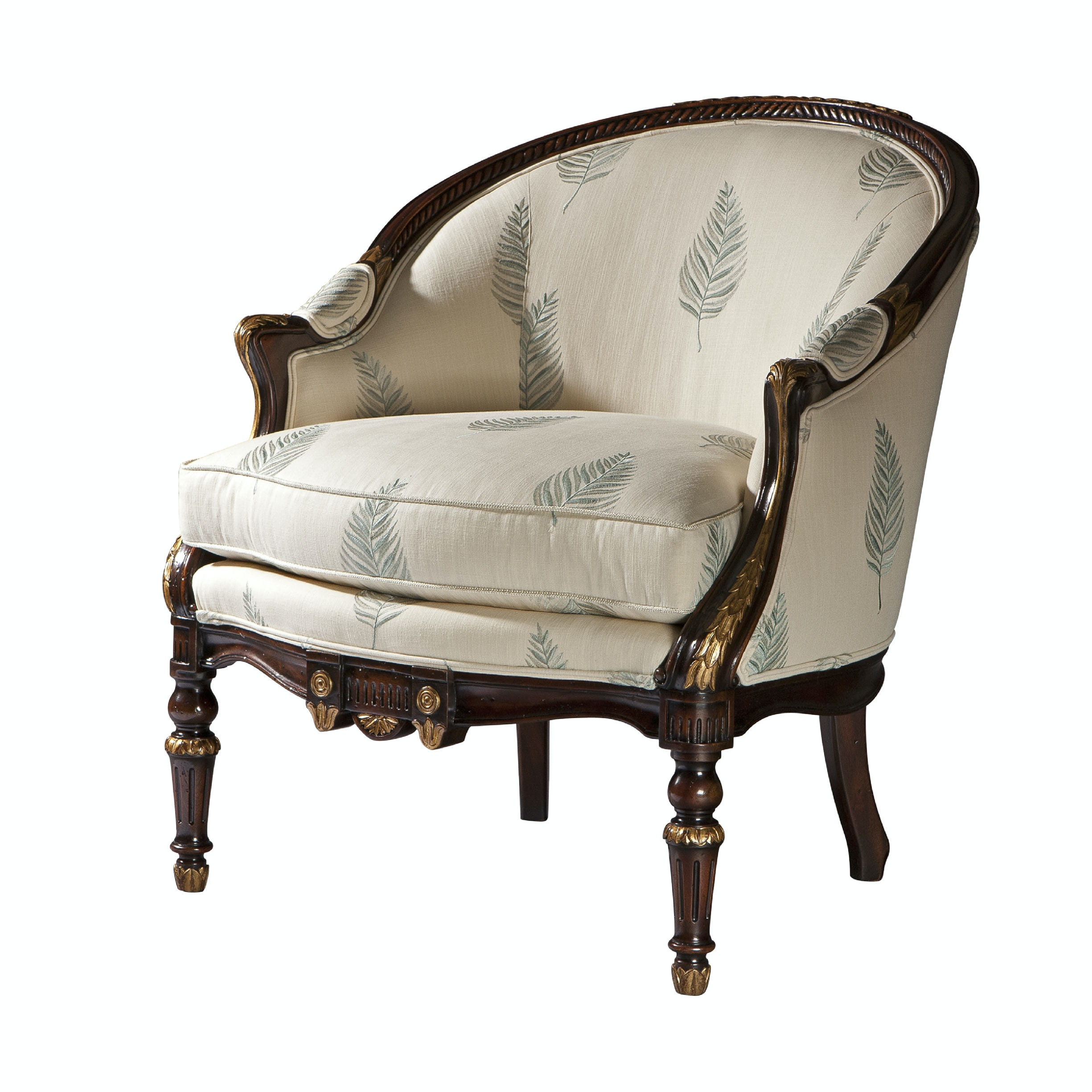 chairs for living room india decorating a small with fireplace theodore alexander the silk bedroom chair a214 5 at gorman s