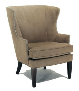 upholstered dining chairs canada ladder back rush seat precedent furniture living room wing chair