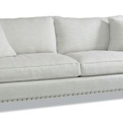 Oliver Sofa Legs With Br Casters Precedent Furniture Living Room 3015 S1