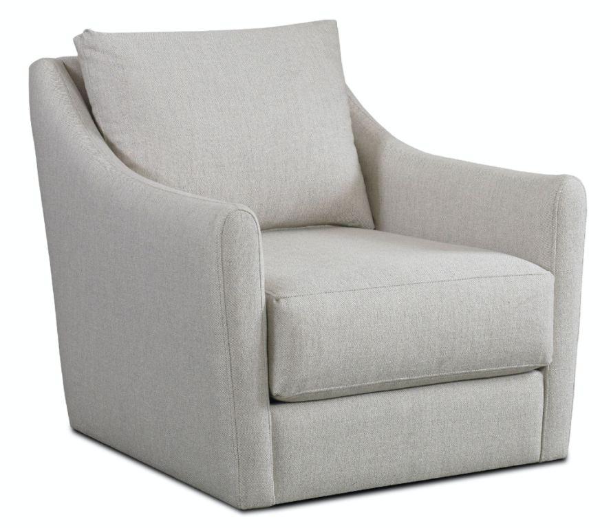 Precedent Furniture Living Room Kathleen Swivel Chair 3273
