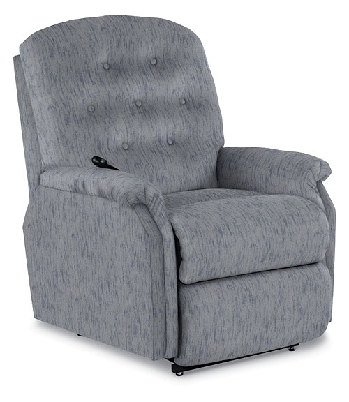la z boy lift chair parts leather rolling living room silver luxury power recliner