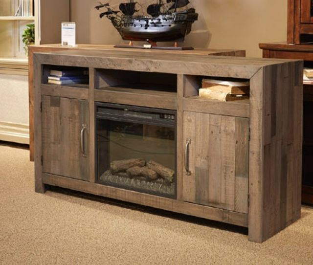 Signature Design By Ashley Home Entertainment Lg Tv Stand W Fireplace Option W729 68 At Evans Furniture Galleries
