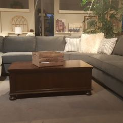 Left Arm Return Sofa Small Sectional With Chaise And Ottoman Jonathan Louis International Living Room Bradford ...