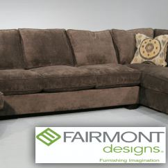 How To Decorate My Living Room With A Sectional Ideas Small Apartment Fairmont Designs Calcutta D3639 Sect