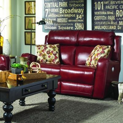 justin ii fabric reclining sectional sofa lane leather conditioner living room loveseats stacy furniture grapevine allen and southern motion knock out double loveseat 865 21