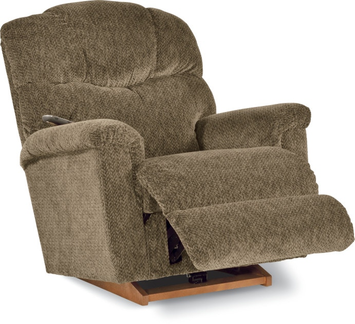 two cushion power reclining sofa west elm sofas in stock la-z-boy living room lancer reclina-rocker recliner 10515 ...