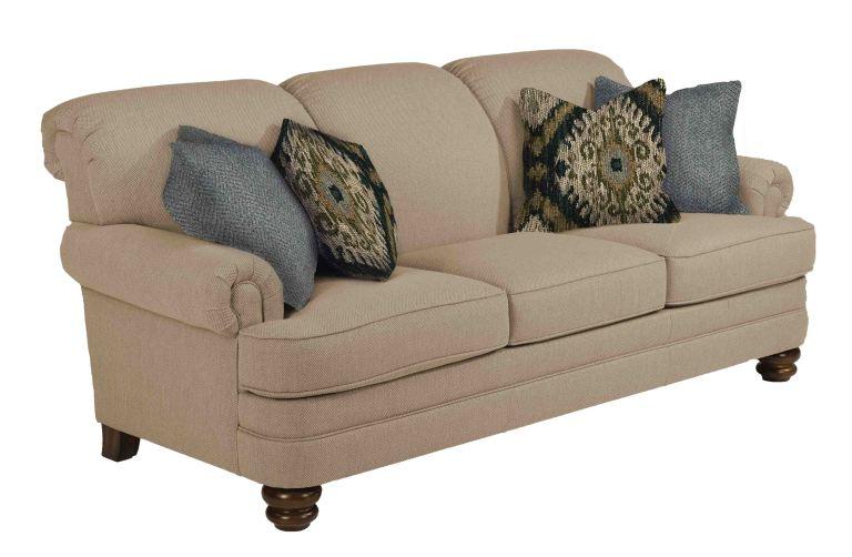 flexsteel living room sofa 85 bay bridge 411625 at naturwood home furnishings