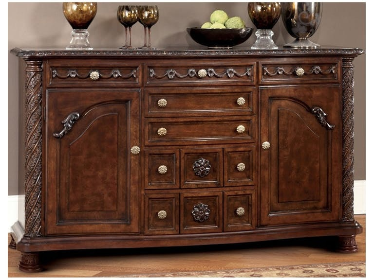 Ashley North Shore Dining Room Server D55360  Portland