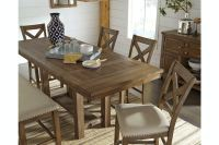 Ashley Moriville Counter Height Dining Room Extension ...
