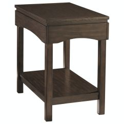 The Chair Outlet Portland Contemporary Accent Chairs Uk Ashley Haddigan Side End Table T327 7 Or Key In Oregon