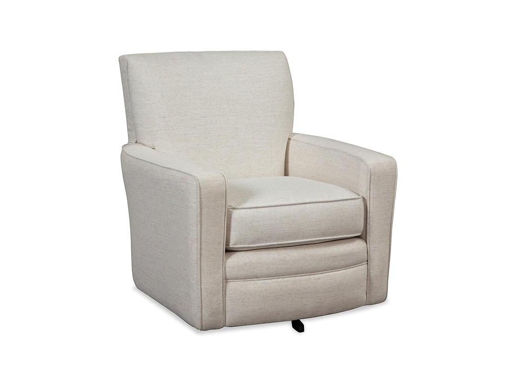 craftmaster chair and a half purple makeup vanity furniture hiddenite nc 005010sc swivel