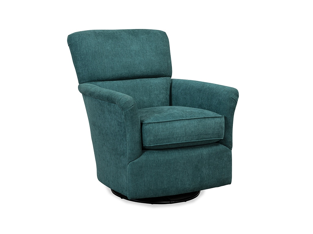 living room swivel glider chairs decor grey and blue craftmaster chair 005110sg