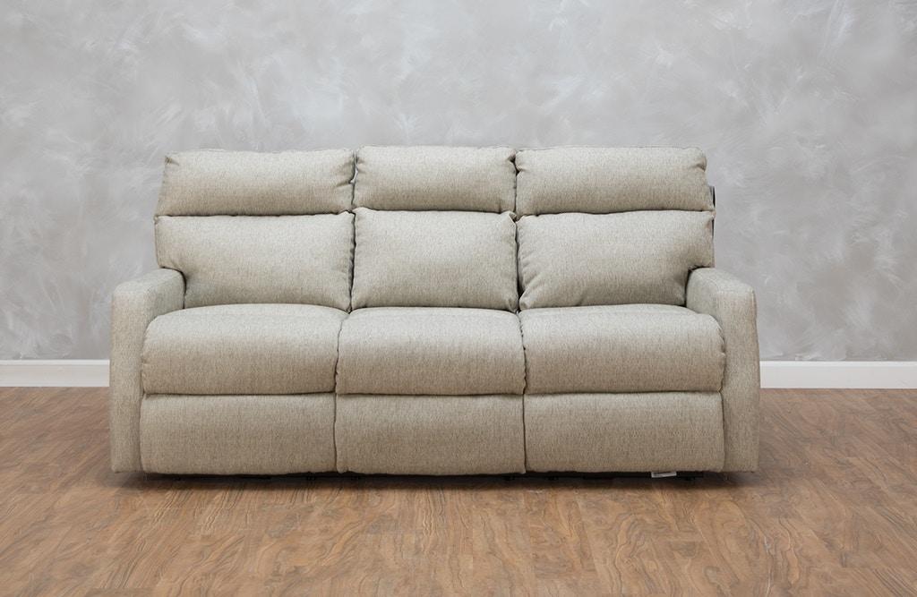 castleton sofa cream cushions klaussner living room monticello reclining 544993