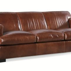 Red Leather Chair And Ottoman Pool Lounge Chairs Walmart Sherrill Living Room This Transitional Sofa