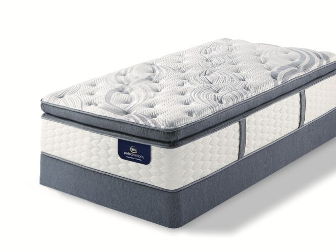 Perfect Sleeper By Serta Mattresses Trelleburg Super Pillow Top Firm Mattress Set Twin 023400 Furniture Fair Cincinnati Dayton Oh And Northern Ky