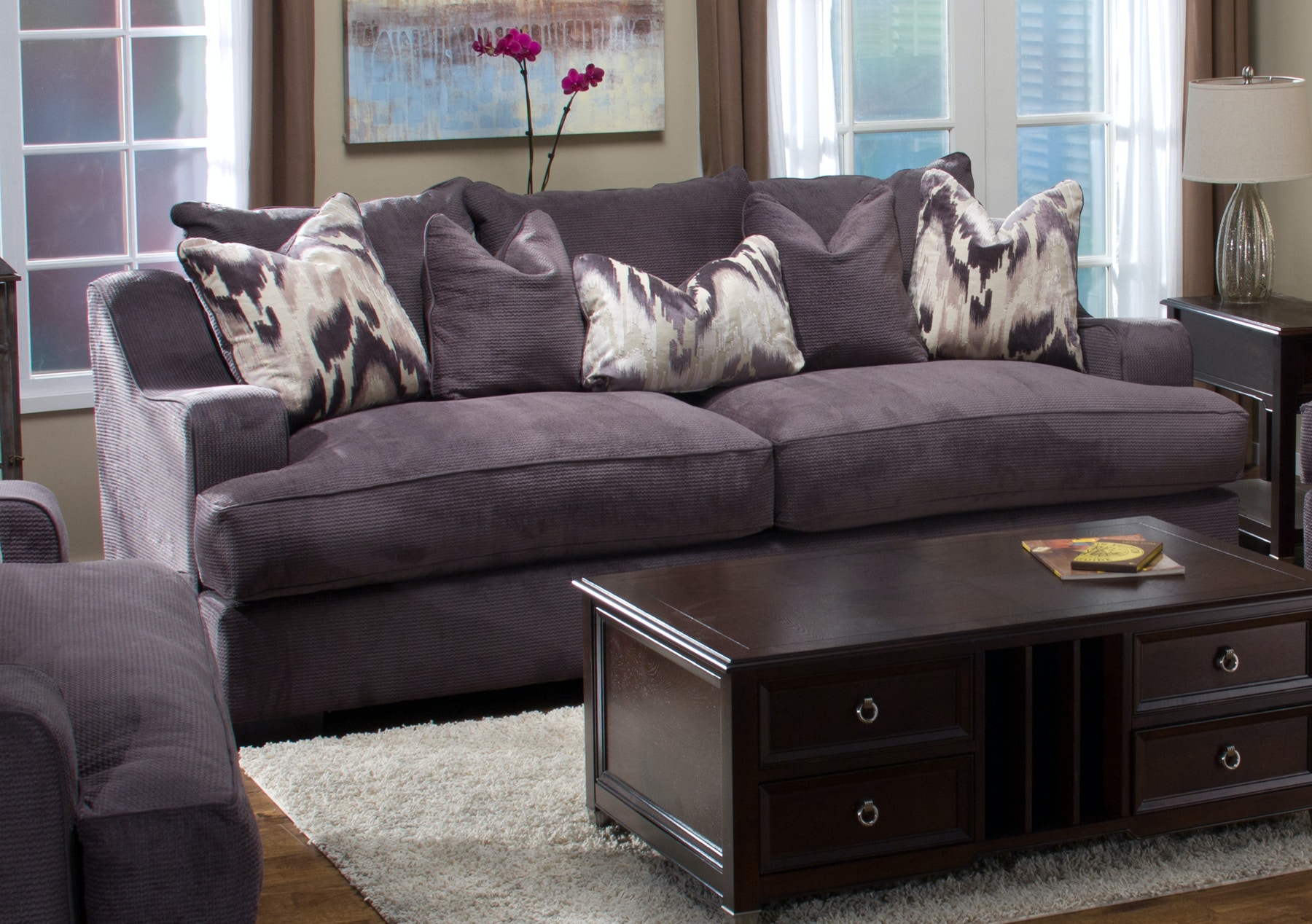 michael nicholas aspen sofa paula deen and loveseat designs living room ettica 043685