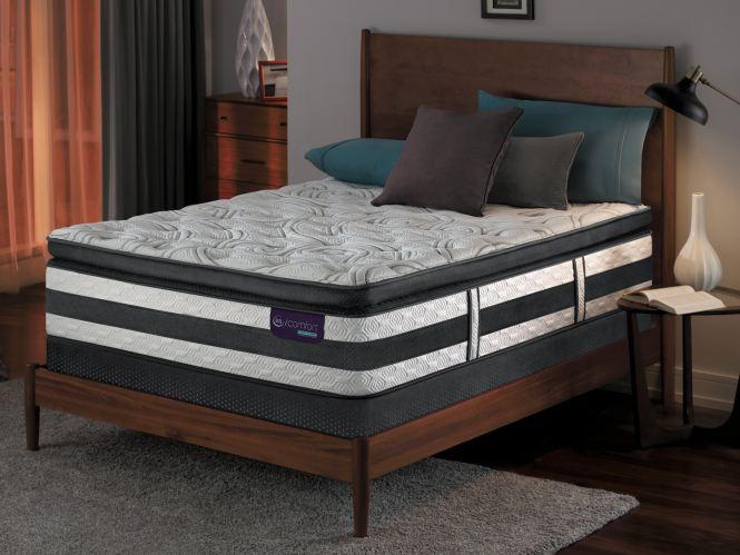 Expertise Super Pillow Top Mattress Twin Xl