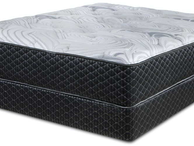 Lotus Plush Mattress Set Queen