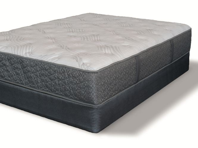 By Serta Symbolism Plush Mattress Set Full 780835