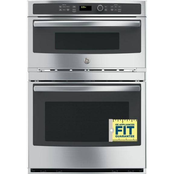 built in stove oven microwave combo