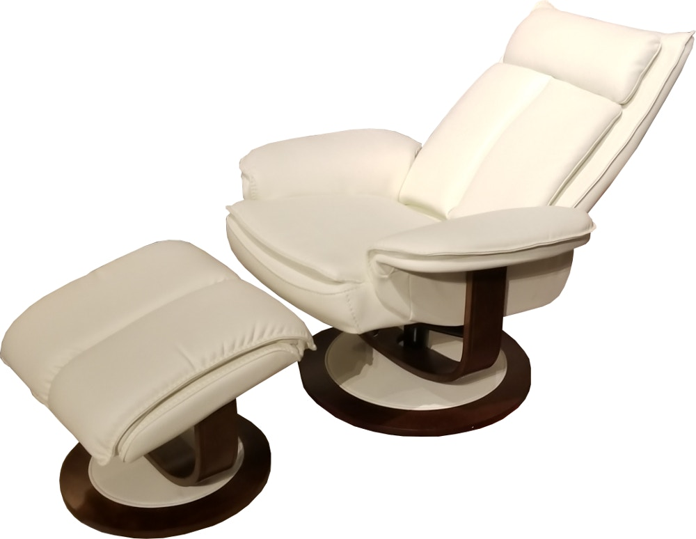 euro recliner chair painted wood chairs finesse motion living room mod otto shadow bentley 702900