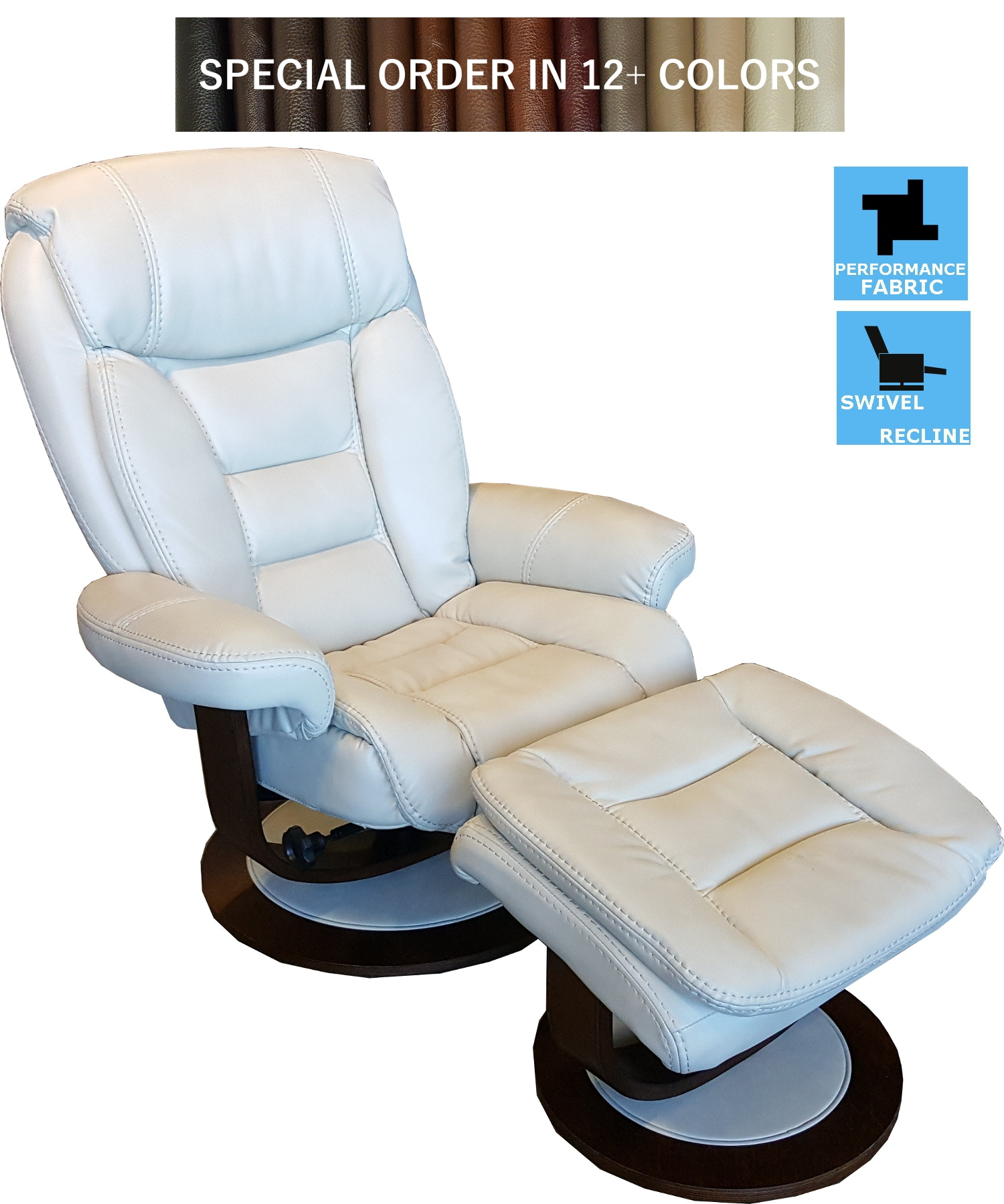 euro recliner chair leather accessories finesse motion living room tandy otto oyster bolero 340760 at furniture interiors
