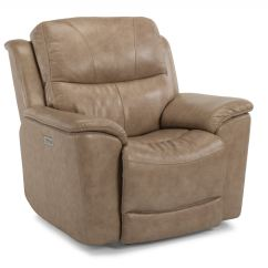 Flexsteel Sofa Sets Average Cost Of A Leather Furniture American Factory Direct Baton Rouge La Power Recliner
