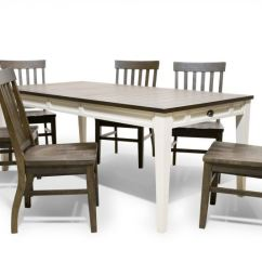 Set Of 4 Chairs Clear Dining Canada Steve Silver Cayla 2 Extra Free Cayladine