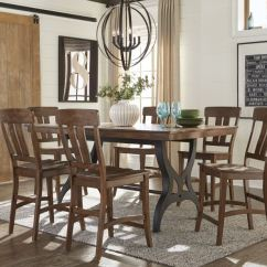 There A Table And Four Chairs In My Living Room Furniture Layout For Rectangular With Corner Fireplace Pub Sets Bob Mills District 2 Free