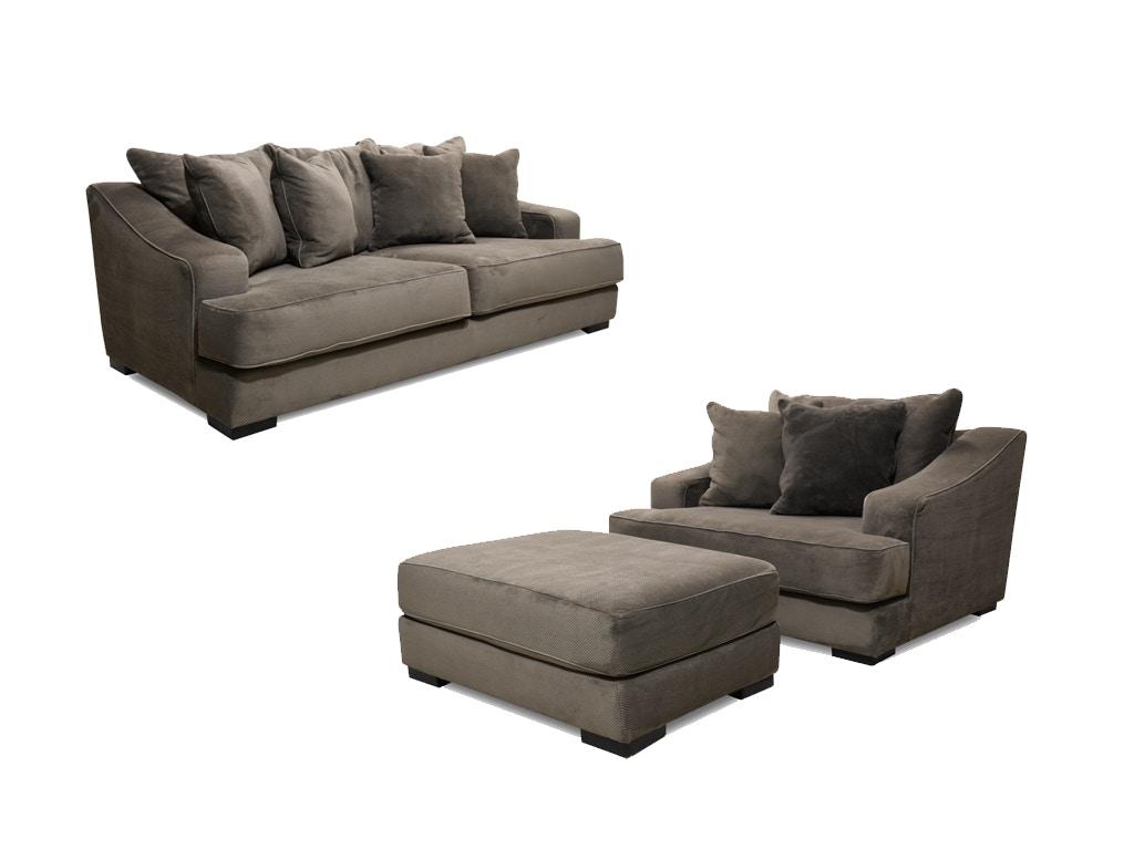 monterrey sofa chair and ottoman