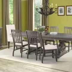 Dining Room Sets 6 Chairs Butterfly Chair Ottoman Elements Stone Table And Server Free Base