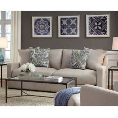 Havertys Furniture Leather Sofas Sofa For Bathroom Hadley And Loveseat Set Beige Nader S ...