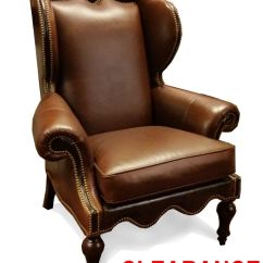 Bedroom Chair Brown Leather Tub With Footstool Chairs Louis Shanks Austin San Antonio Tx Whittemore Sherrill Ltd Close Out Two Tone Wing