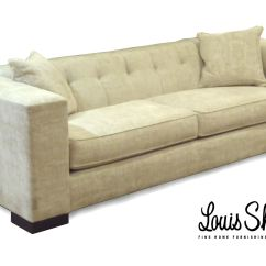 Southern Furniture Hudson Sofa Amalfi Leather Barnett Thesofa