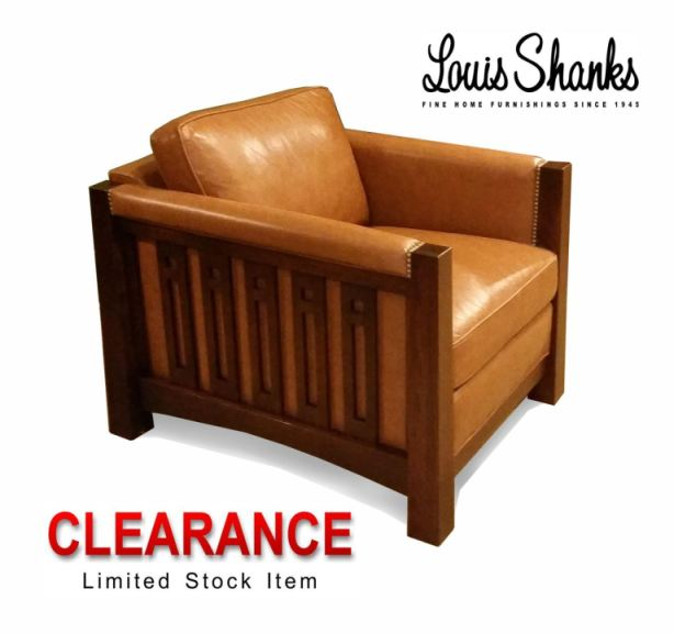 Stickley Living Room Clearance Highlands Chair 89 9800 Ch