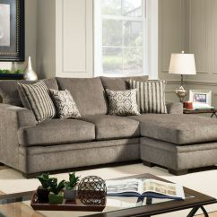 American Furniture Living Room Tables Black White And Lime Green Ideas Sofa Chaise 3657 4214 Feceras At Mattress