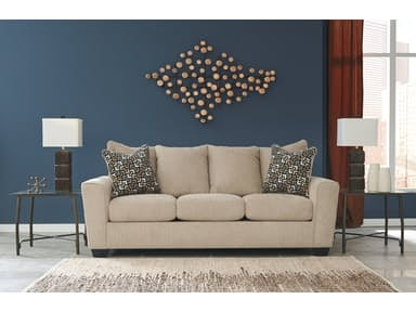 7 piece living room package black ceiling fan signature design by ashley 57003 at feceras furniture mattress