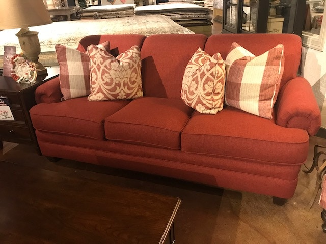 8 way hand tied sofa brands in canada enchanted home pet snuggle bed clearance furniture stacy grapevine allen and plano 2377f
