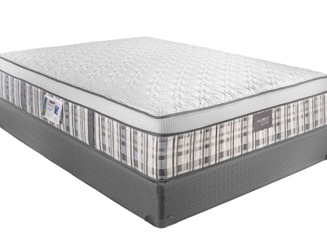 Restonic Mattress Montreal Plush Queen Only Please Add A Signature Foundation For