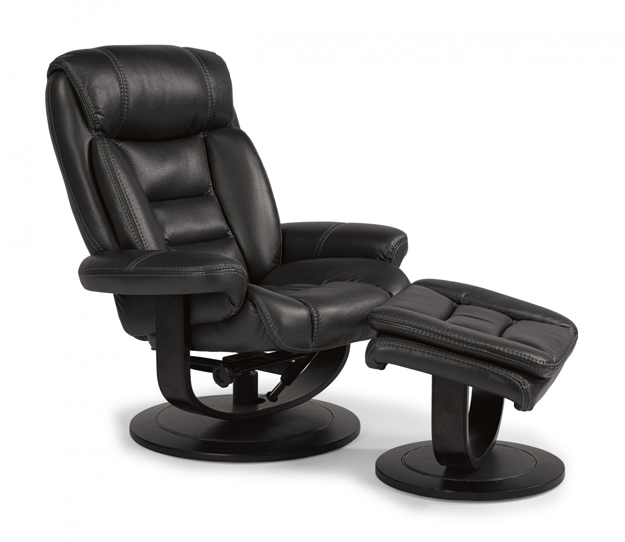 recliner vs chair with ottoman lowes adirondack flexsteel and 456860 talsma furniture living room at