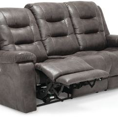 Lane Dual Power Reclining Sofa Bed For Rv Palliser Furniture Leighton With Headrest And Lumbar Support 740352