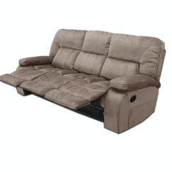 Triple Reclining Sofa Navy Striped Parker House 734597 Talsma Furniture