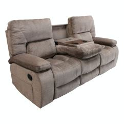 Triple Reclining Sofa Es Parker House With Drop Down Table 734599 Talsma