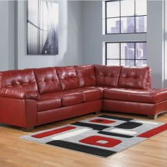 Sierra Red Living Room Sectional Blue With Brown Leather Sofa Sectionals Gibson Furniture Andrews Nc 2010017 66