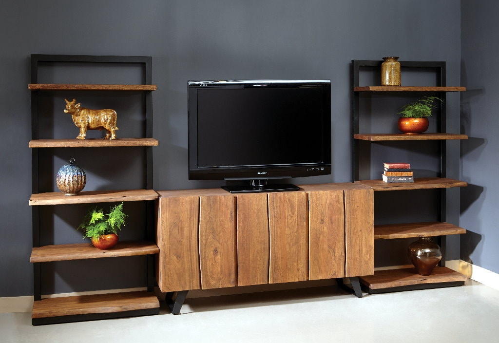 Media Center By Jadu Accents