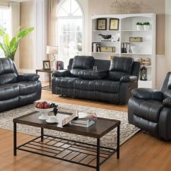 Recliner Living Room Set Vastu For Study Table In Master Furniture 3 Piece Reclining 3119 The