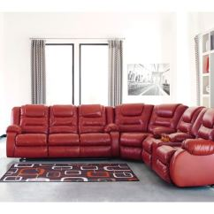 Sierra Red Living Room Sectional Country Chic Designs Sectionals Elgin Furniture Cleveland Oh 7930688 94 77 Reclining