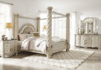 Ashley Cassimore 10 Piece King Bed Set Portland Or